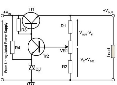 high power zener diode circuit the ltflu aka sza263 reference zener diode circuit page 5