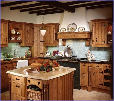 Ideas For Kitchen Lighting french country kitchen decorating themes home design ideas