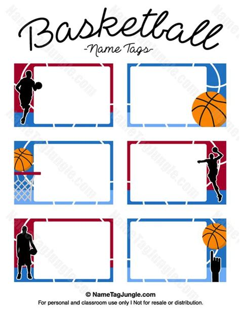 Https Templates Openoffice Org En Template Recipe Card Template 4x6 2 by Free Printable Basketball Name Tags The Template Can Also