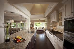 Galley Kitchen Remodel Ideas Pictures Nkba Nor Cal Chapter Kitchen Design Winners California