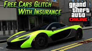 gta5 new cars gta 5 glitches get free cars cars insurance