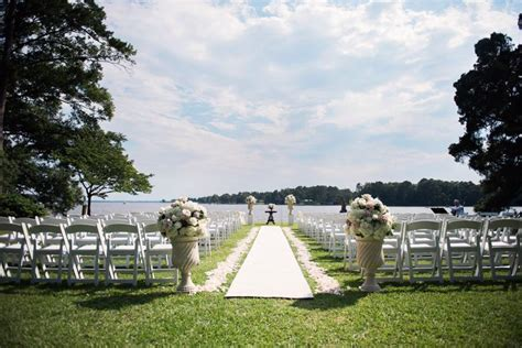 North Carolina Destination Wedding at the River Forest Manor