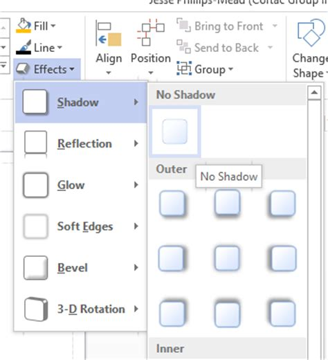 visio shadow connecting and displaying data in visio shapes visio