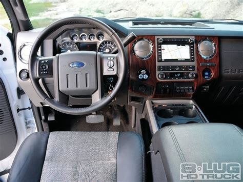 F350 Interior by 2011 Ford F350 Dually Bucking The Trend 8 Lug Magazine