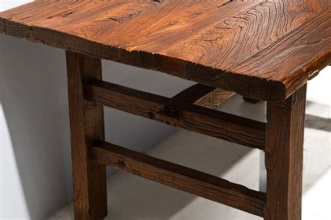 Antique Dining Table Designs Antique Elm Dining Table Furniture Home Design Ideas