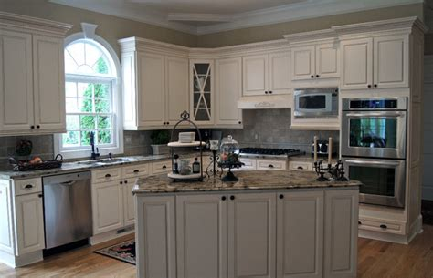 Faux Finish Cabinets Kitchen by Creative Cabinets And Faux Finishes Llc Traditional