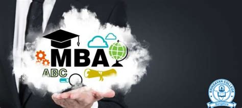 Mba With Or Without Specialization by Brindavan College