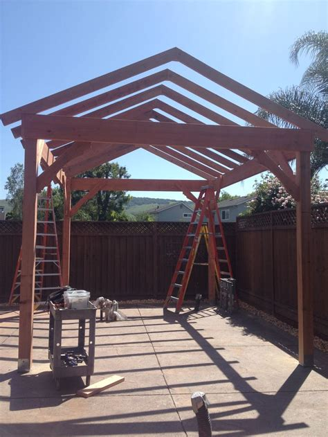 gazebo  gable roof built   days outdoor decor