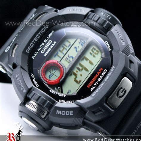 casio riseman buy casio g shock riseman tough solar s watches g9200