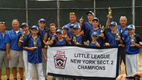 section 10 little league tournament whitestown little leauge all stars open in state