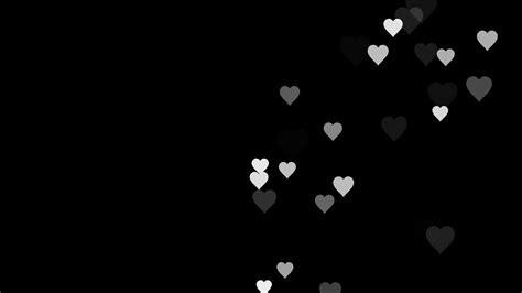 black  white heart backgrounds wallpaper cave