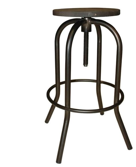 black counter stools houzz raw adjustable stool gunmetal bar stools gunmetal adjustable stool industrial bar stools and