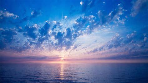 mavi deniz ve goekyuezue resim wallpaper guezel resimler