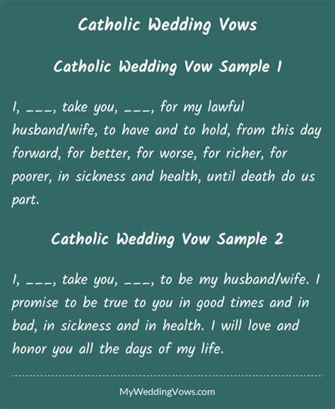 Wedding Ring Vows Catholic by Inexpensive Wedding Rings Catholic Wedding Exchange Of Rings