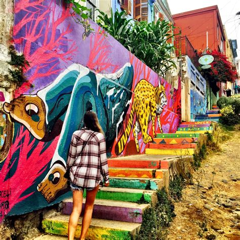 Houses With Stairs by 24 Hours In Valparaiso Chile The Faraway Guide