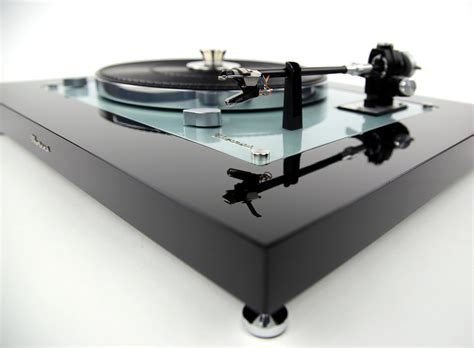 restaure thorens td  mkii tourne disque platine ice