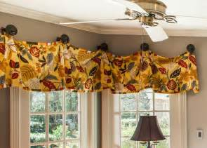 window valance ideas for large windows kitchen valance ideas kitchen transitional with banquette