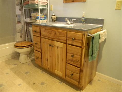 hickory bathroom vanity about us the carriage house custom cabinets kitchens