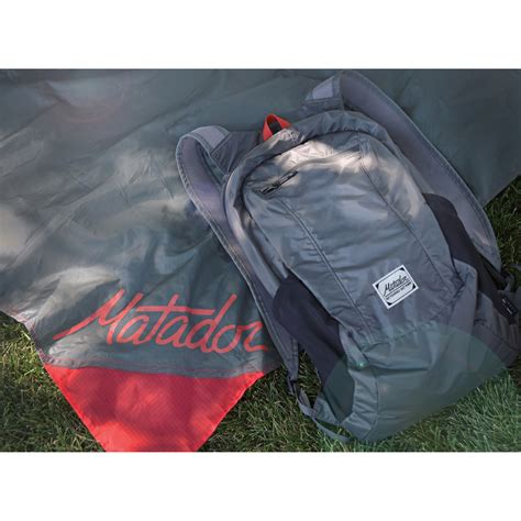 Matador Daylite16 Backpack 1 Daylite16 Backpack Matador Mini Bundle Matador Touch