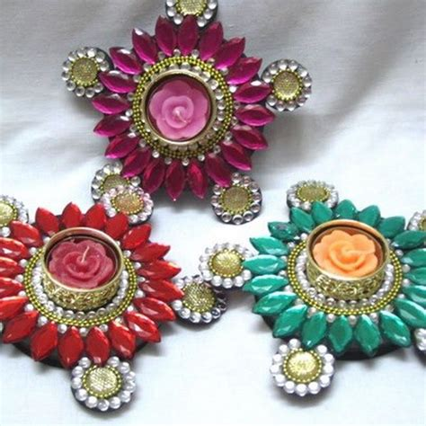 Handmade Decorative Items For Diwali - light up your home with fabulous decoration items for