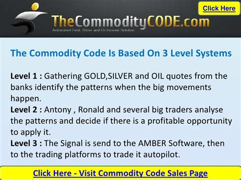 bank commodity trading commodities investment the commodity code software