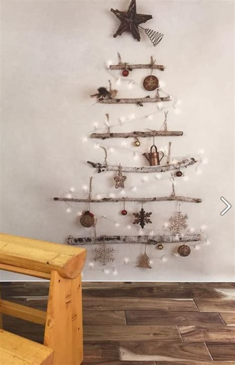 christmas trees made from branches branches words and trees on