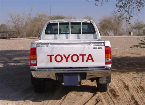 Toyota Tailgate How To Install Replace Broken Tailgate Handle Toyota Html