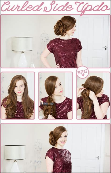 The Hair Book Easy Steps To Great By Lau And Sam Koh 12 great step by step updo hair tutorials