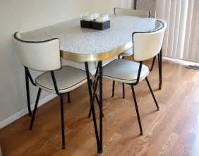 dining room tables with metal chairs images