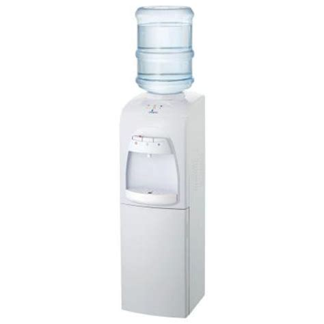vitapur water dispenser with refrigerated compartment in