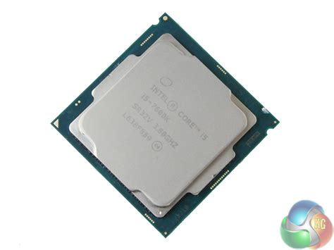 Intel I5 7600k 38ghz Cache 6mb Socket Lga 1151 Kabylake intel i7 7700k i5 7600k kaby lake cpu review kitguru