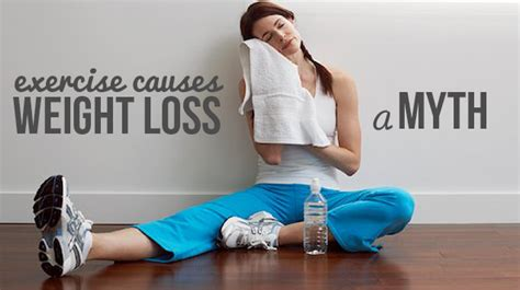 This Exercise Causes Weight exercise and weight loss myths part 1