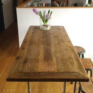 Center Table Design For Living Room ちょっとdiy ダイニングテーブル