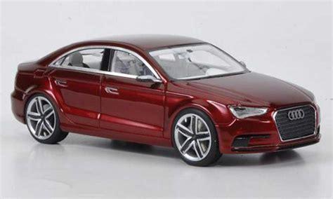 Modellauto Audi A3 by Audi A3 Concept Rot Look Smart Modellauto 1 43 Kaufen
