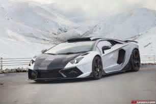 Carbonado Lamborghini Official Mansory Carbonado Gt 1 600hp Lamborghini