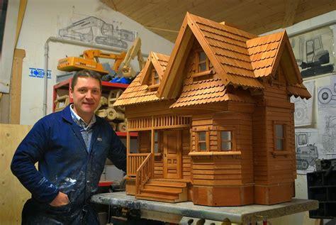 in miniatura da costruire come costruire una casa in miniatura