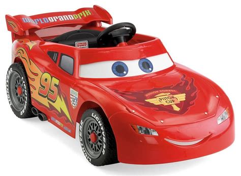 lightning mcqueen motorized car best electric cars for children ages 3 to 5 years