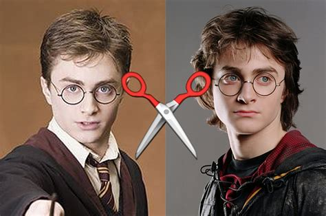 harry potter hair cuts which quot harry potter quot hairstyle should you sport based on