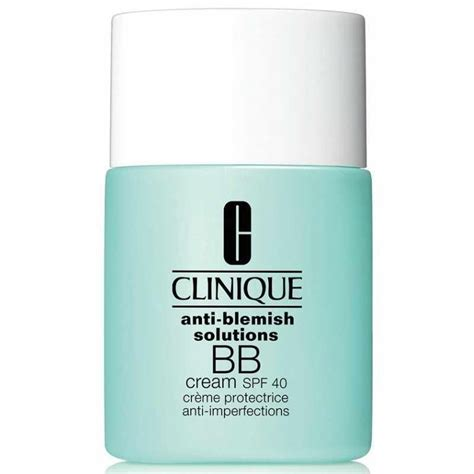 Clinique Anti Blemish Solution clinique anti blemish solution bb spf 40 light 30 ml