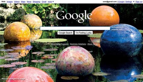 google wallpaper today google photo backgrounds now show up throughout the world