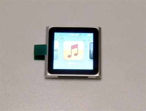 The Ipod Nano Takes A Micro Memo by Appleのipod Nano交換プログラムを利用してみた ちゃんとしたブログ