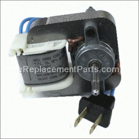 broan 678 ventilation fan motor 678 g 2678f a s99080521 for broan hvac