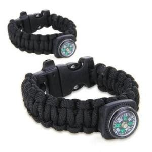 Knotted Rope Intl paracord and bullets bracelet 550paracord 550cord