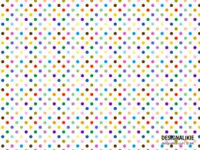 colorful polka dots dots wallpaper wallpapersafari