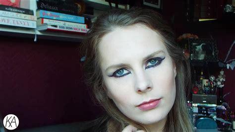 Inez Eye Shadow No 09 Athena kazzie athena tutorial hawkeye inspired makeup look