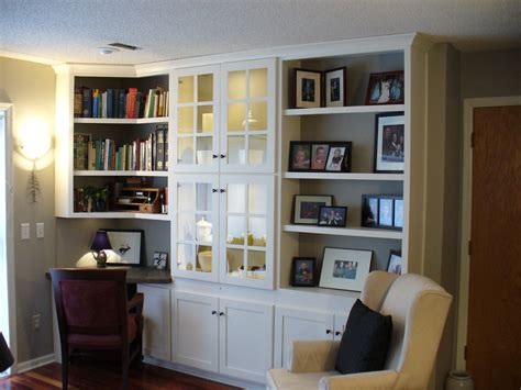 built in desk and bookshelves built in desk ideas for your own workspace in home