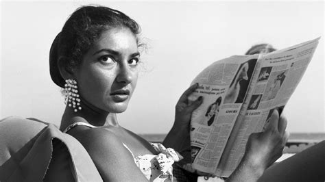 maria callas movie review maria callas movie tom volf s maria by callas documentary
