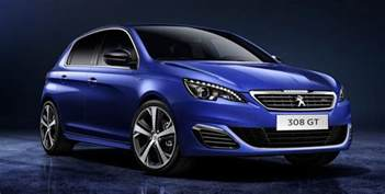 Peugeot 308 Sportium Peugeot 308 Gets New Gt Line And Sportium Trims