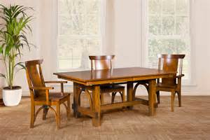ellis dining room set amish furniture factory gorgeous elm amish made dining room set in miller s