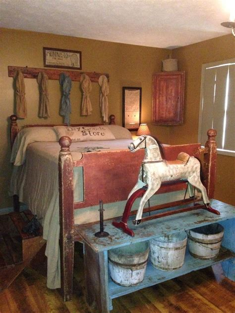 primitive bedroom best 25 primitive country bedrooms ideas on pinterest